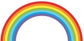 遠赤外線 虹