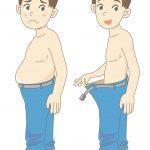 メンズエステでは何kgくらいの人がどれくらい痩せているの?